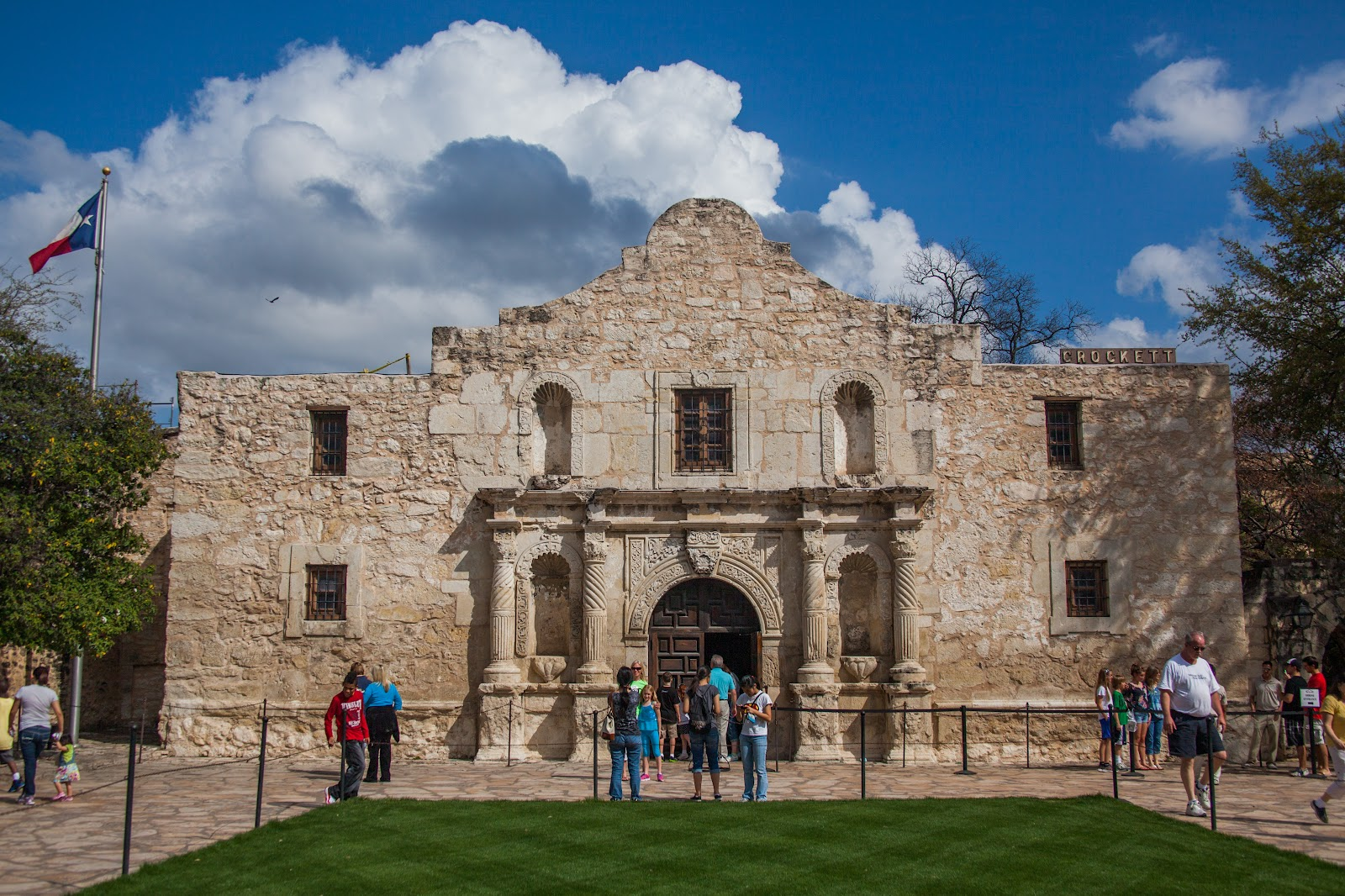 My Musings: The Day I Saw The Alamo