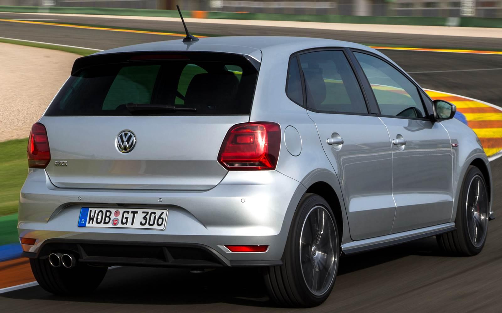 Volkswagen Polo - segundo carro mais vendido na Europa