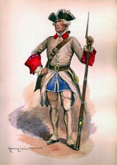 La Reine Infanterie Sergant picture 1