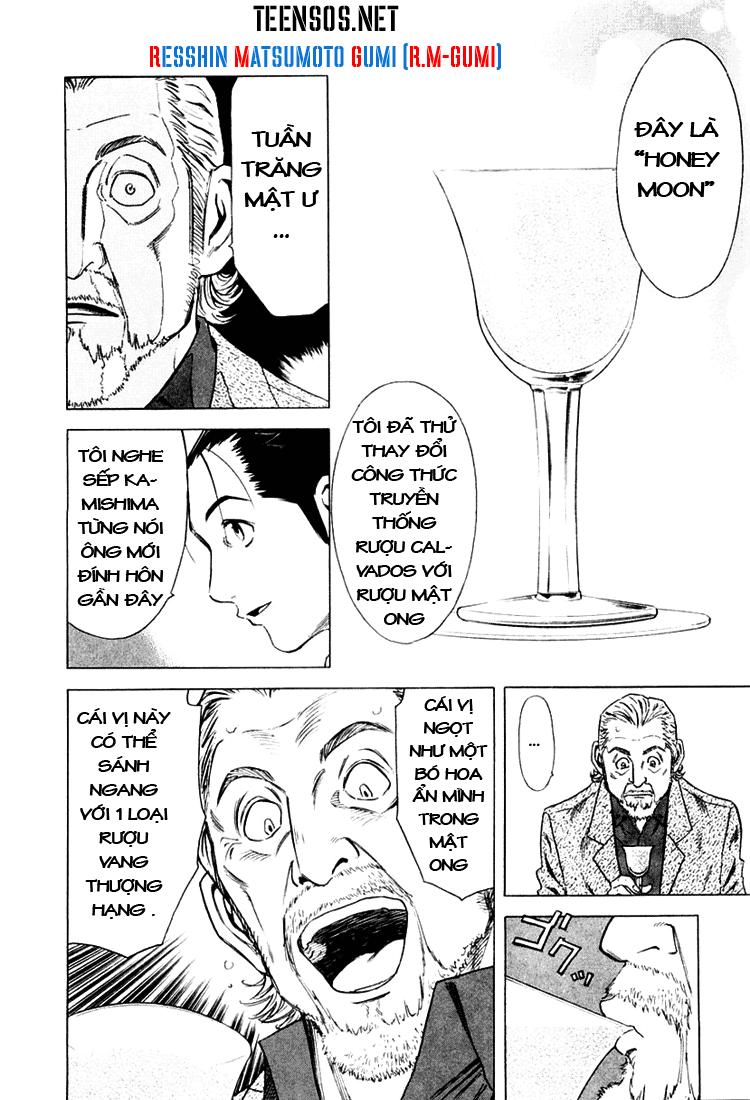 Bartender chap 4 Trang 27 - Mangak.info