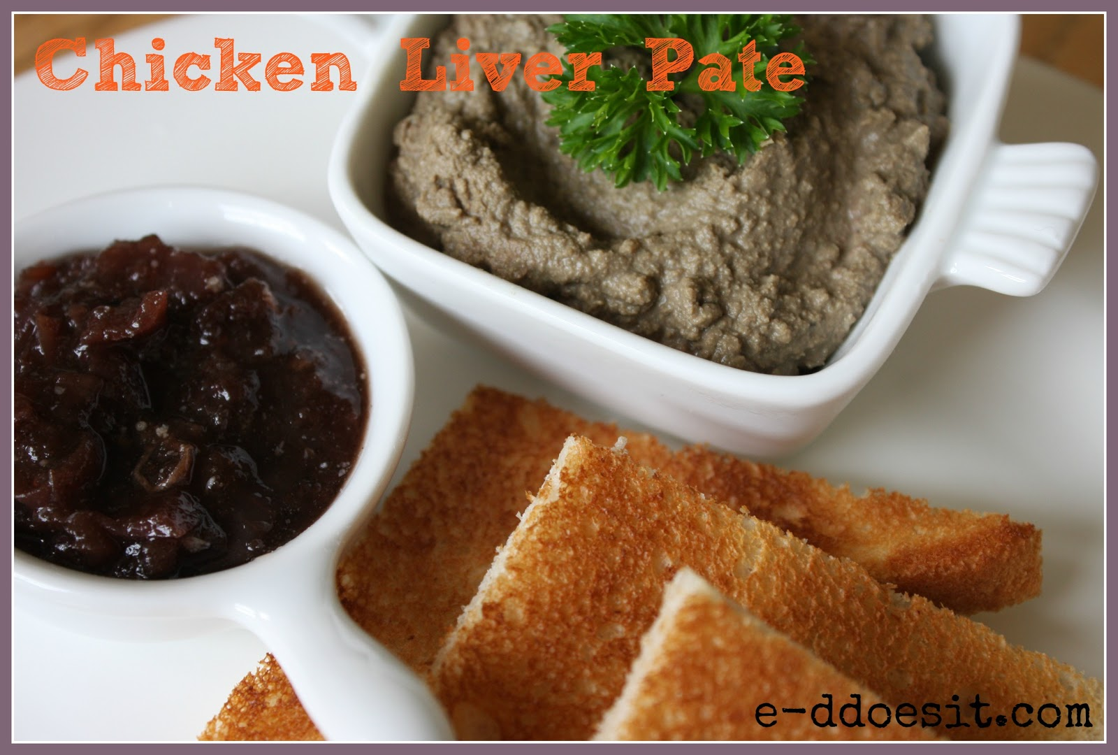 how to make pate smooth
