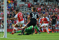Arsenal vs Manchester United 3-0 Video Gol & Highlights