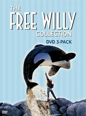 Free Willy - Todos os 3 Filmes Filmes Torrent Download capa