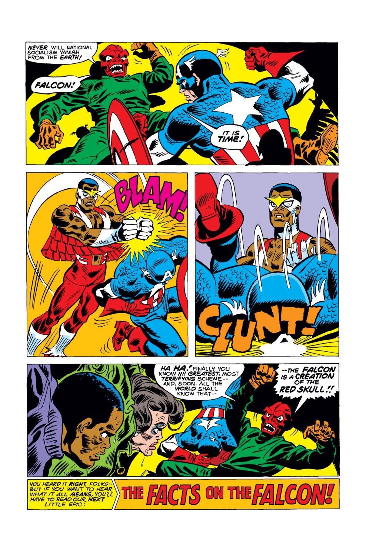 Captain America (1968) Issue #185 #99 - English 19