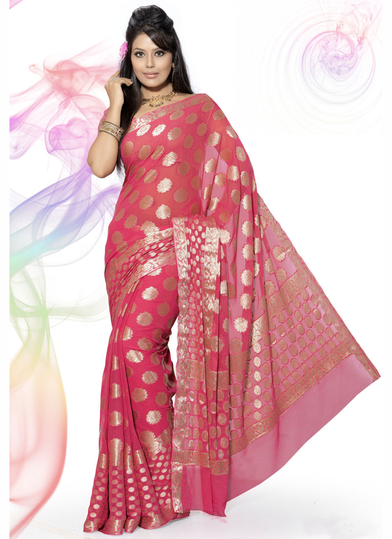 Saree Fashion Woman
