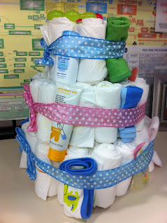 the hatchers office baby shower