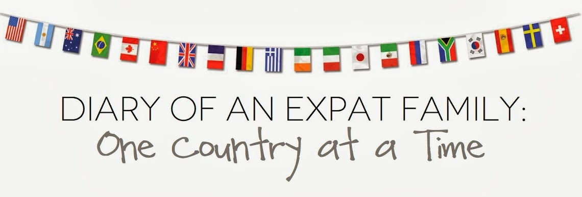 Diary of an Expat Family