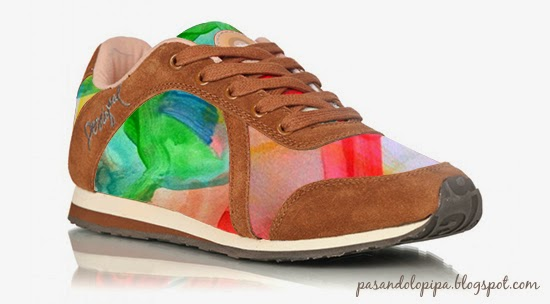 pasandolopipa | rediseño de zapatillas Littlegual