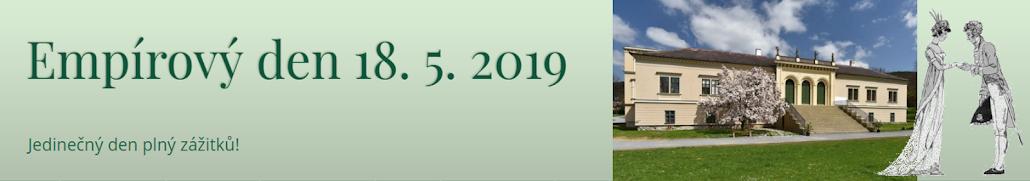Empírový den 2019