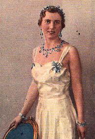 Reine Ingrid de Danemark, née princesse de Suède 1910-2000