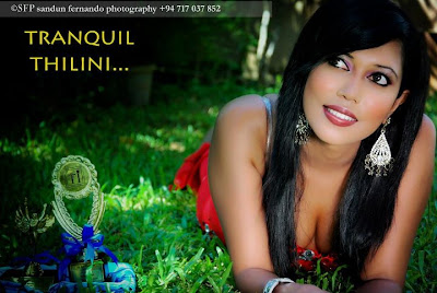 Thilini De Silva Bikini Photos