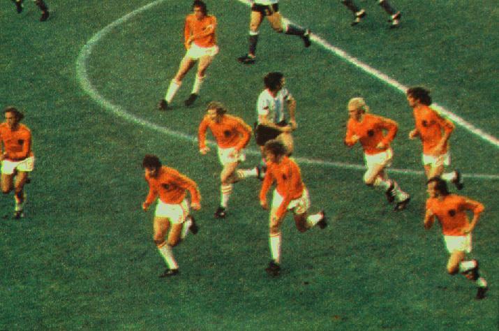 Holanda 1974, uma seleção inesquecível