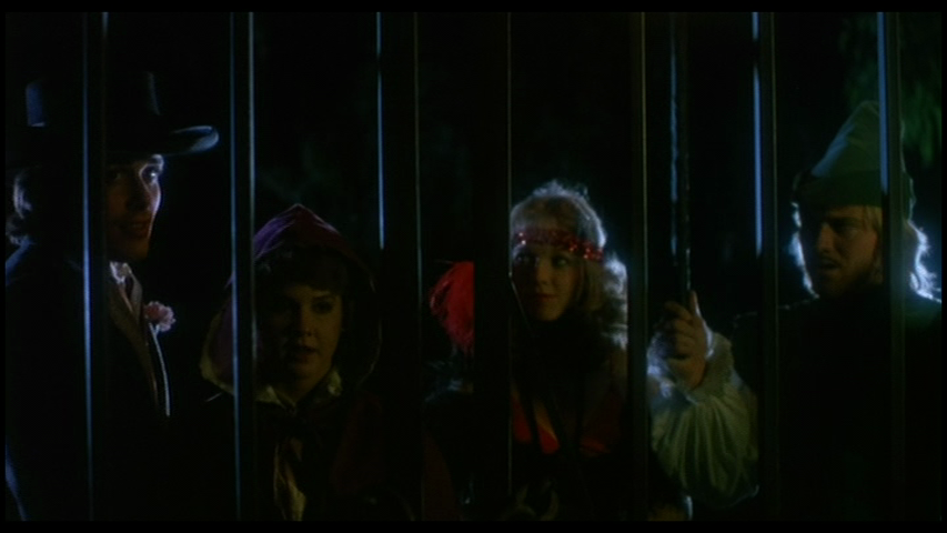 pledges than by making them spend a night at the scene of the crimeVincent Van Patten Hell Night