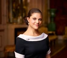La princesse Victoria de Suède