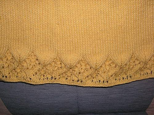 Knitting Casting Off Loosely : Knitting galore ray of sunshine dress