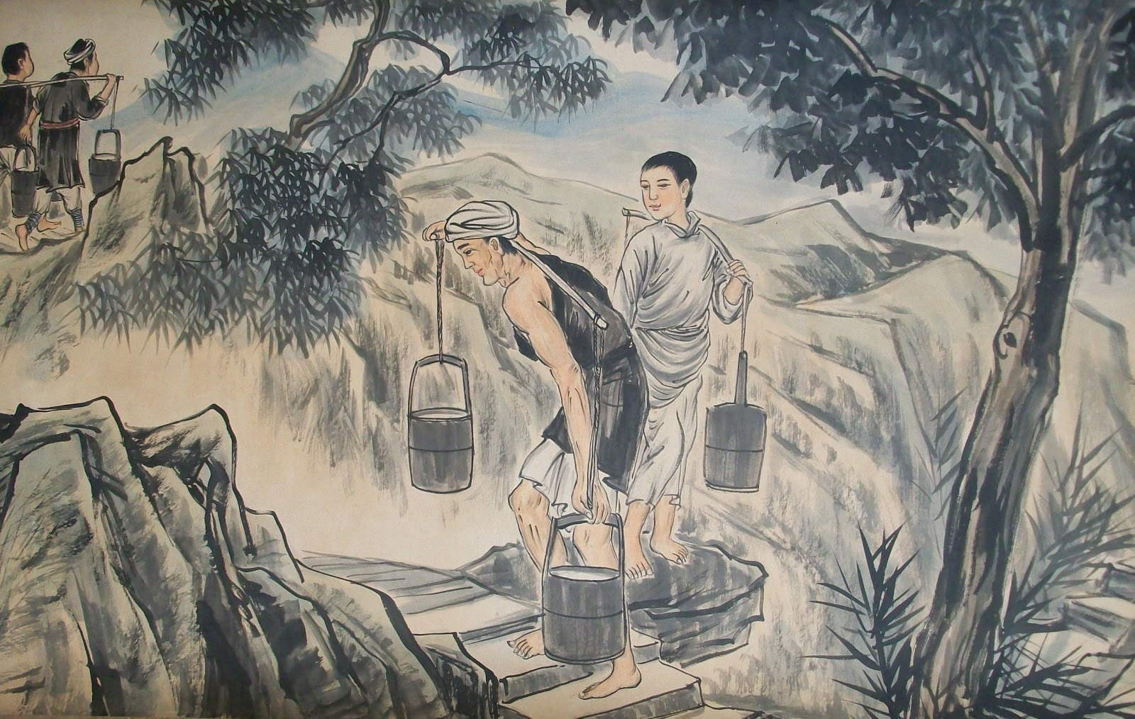 100 Famous People Painting: Orion Hsu & Brothers 徐氏兄弟網路藝術美術博物館 徐氏兄弟网络艺术美术博物馆: The Top