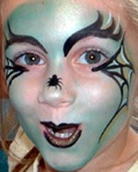 Como Maquillar A Una Bruja Nia Excellent Perfect Un Truco Gracioso