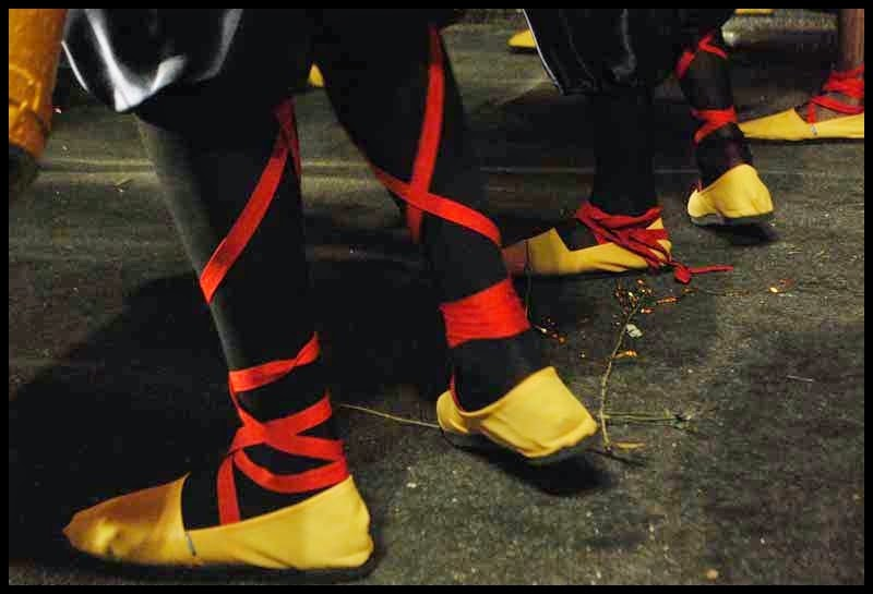 Desfile de Llamadas.Swahili.. Montevideo. 2011.