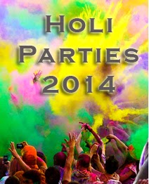 Holi Party and Events 2014