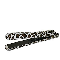 Amika flat iron, giraffe print - click here for more details