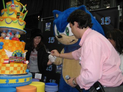 Sonic Birthday Party Ideas