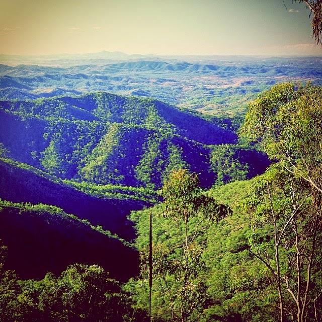 Kroombit Tops National Park