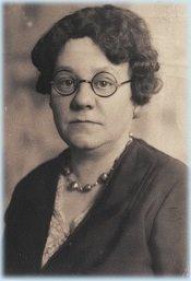 Portrait of abortionist Gertrude Pitkanen