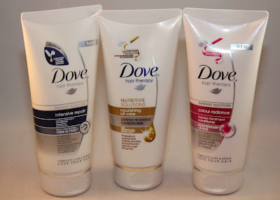 Dove Hair Express Treatment Conditioner