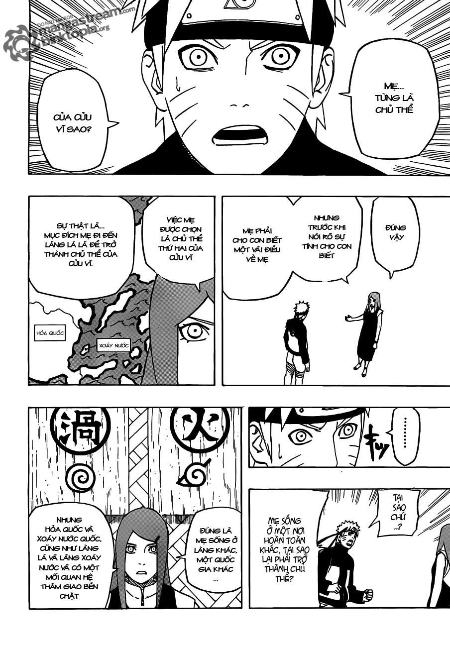 Naruto chap 500 Trang 2 - Mangak.info