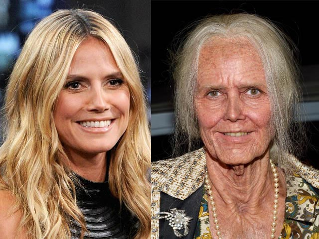Cewek Cantik Dan Nenek Tua Keriput Ini Adalah Orang Yang Sama
