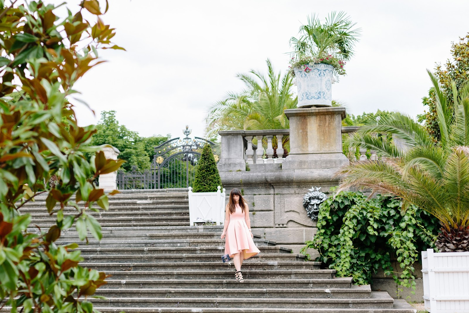 Paris botanical garden, Look, Summer look, Chicwish, Chic style, meet me in paree