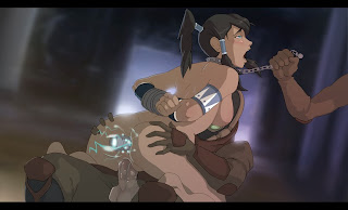 Avatar Lendas De Aang E Korra