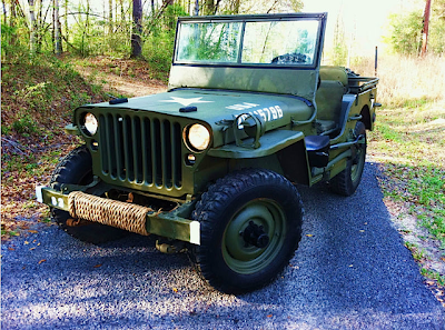 Jeep  WWII Ford GPW Todoterreno