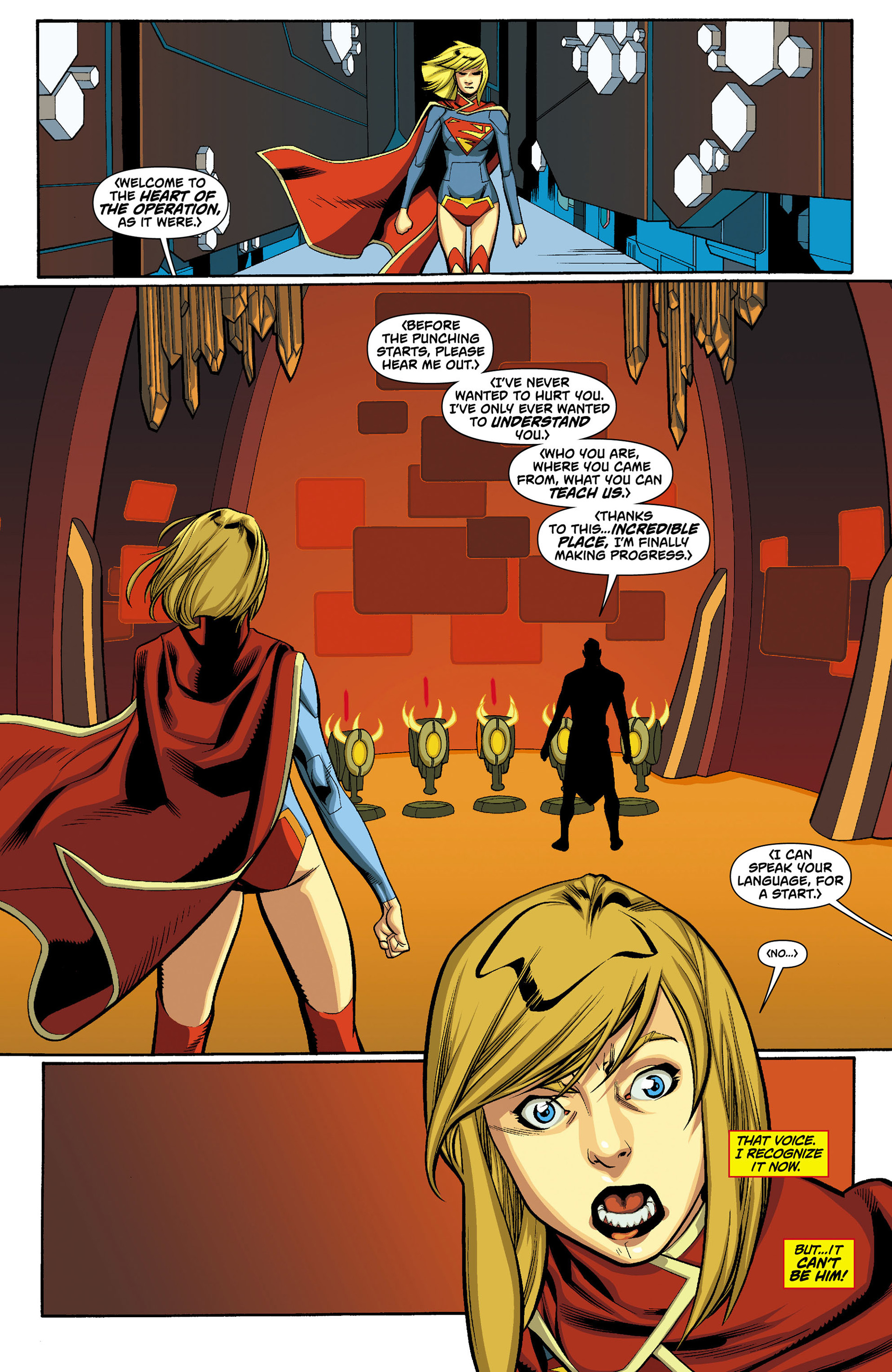 Supergirl (2011) Issue #12 #14 - English 20
