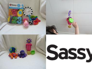 Sassy Canada Bath Toys