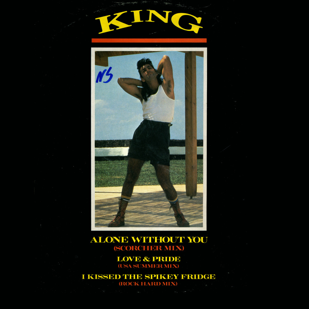 king love and pride