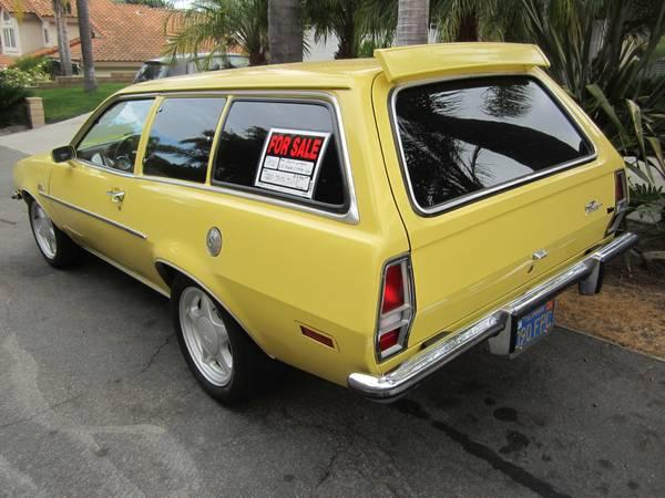 Daily Turismo 5k Svpinto 1972 Ford Pinto Wagon Turbo 2 3