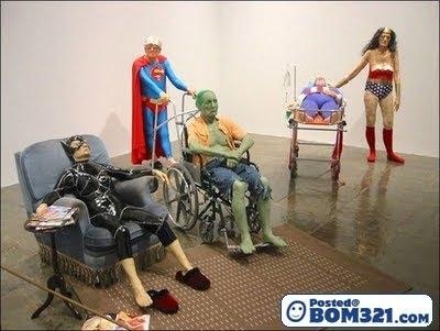 Bila Superhero Sudah Tua