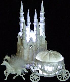Cinderella Castles Wedding Cakes