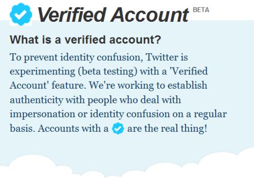Sempat terbesit benak karena melihat beberapa akun twitter orang ...