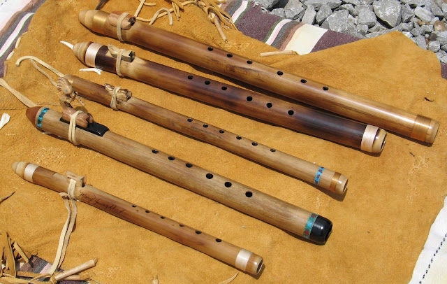 Bamboo Flutes3