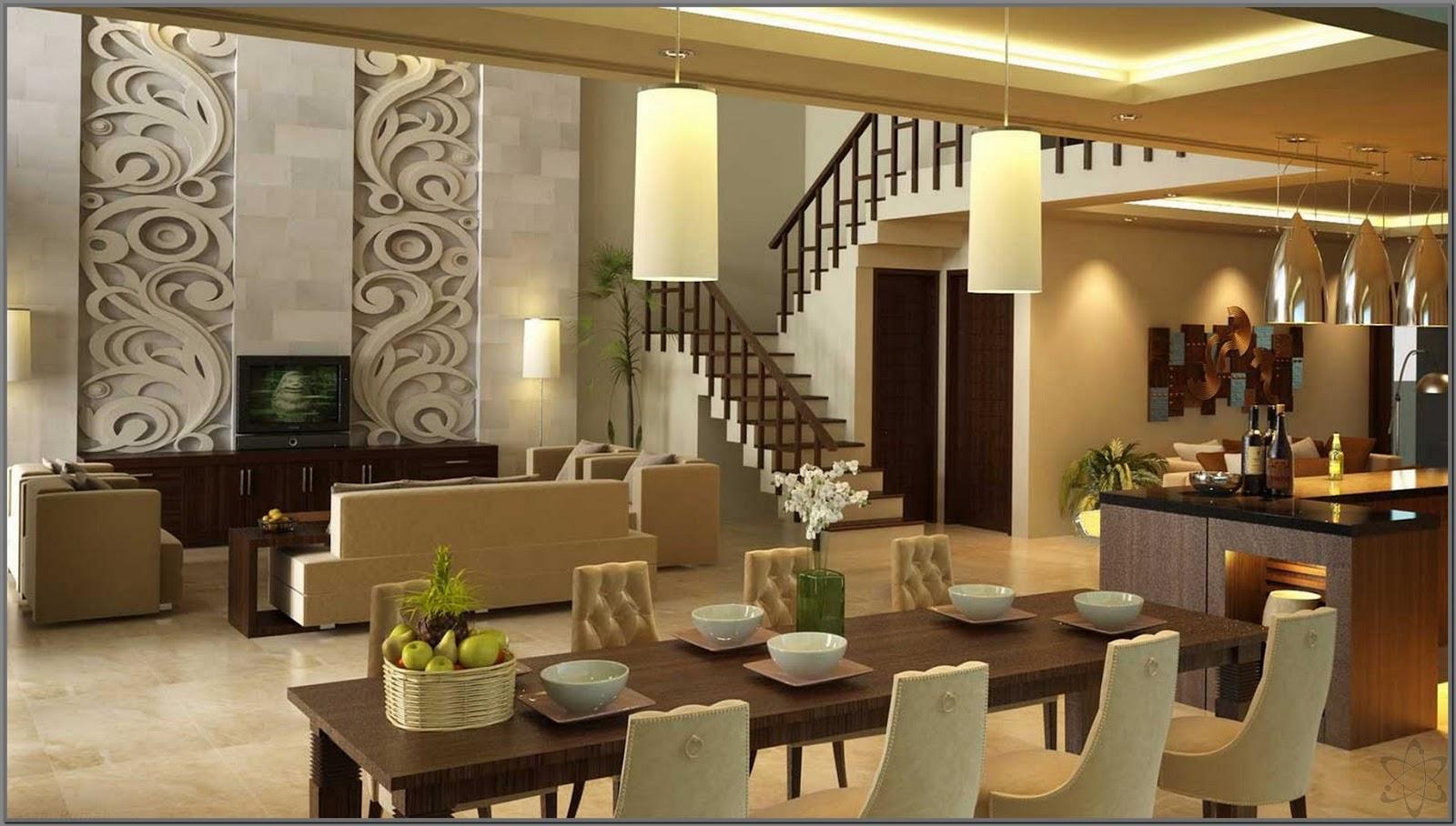 Desain Interior Ruang Makan Modern 2017 INFORMASI