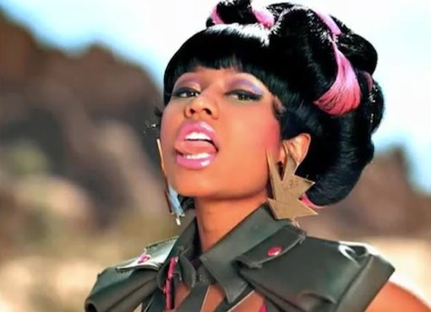 nicki minaj super bass video pictures. nicki minaj super bass video