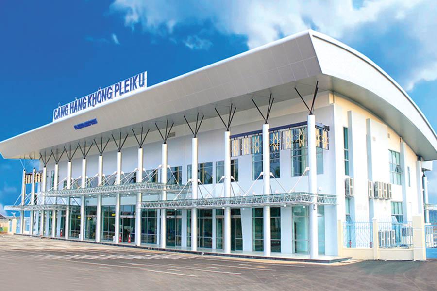 Cảng Hàng không Pleiku: Vươn xa đôi cánh ước mơ…