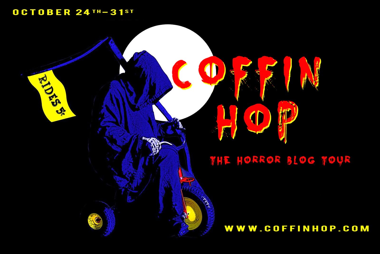 COFFIN HOP 2014
