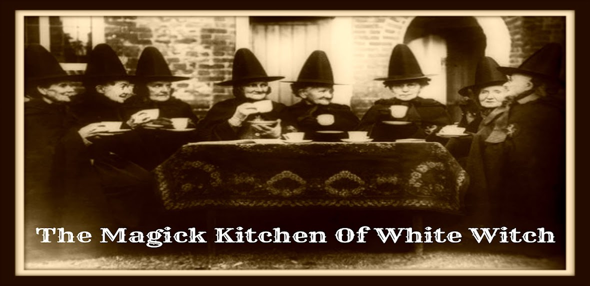 The Magick Kitchen Of White Witch