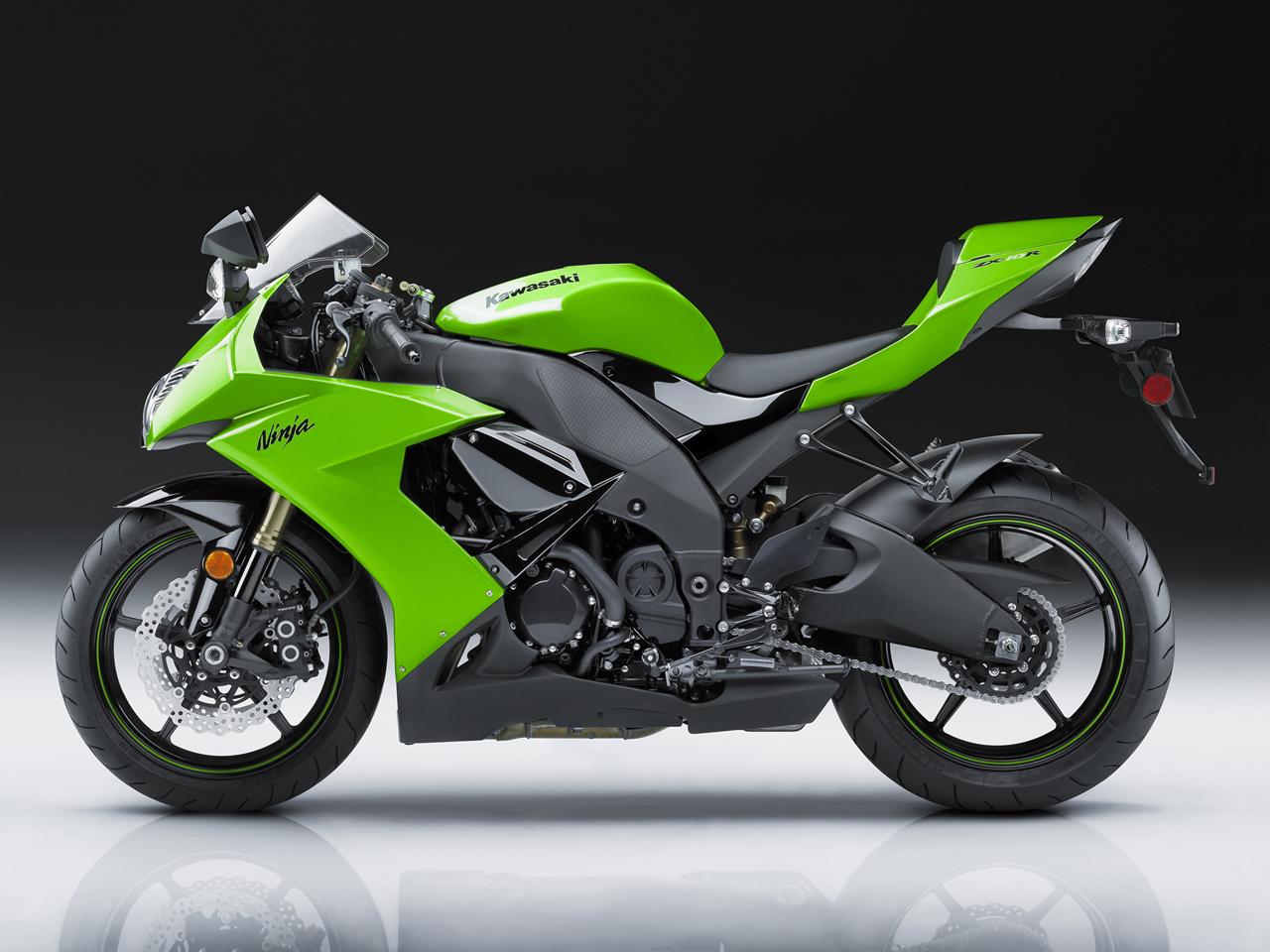 Kawasaki Ninja R Sports Bike