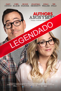 Poster Authors Anonymous - Legendado