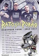 Ratos de Porão em Portugal