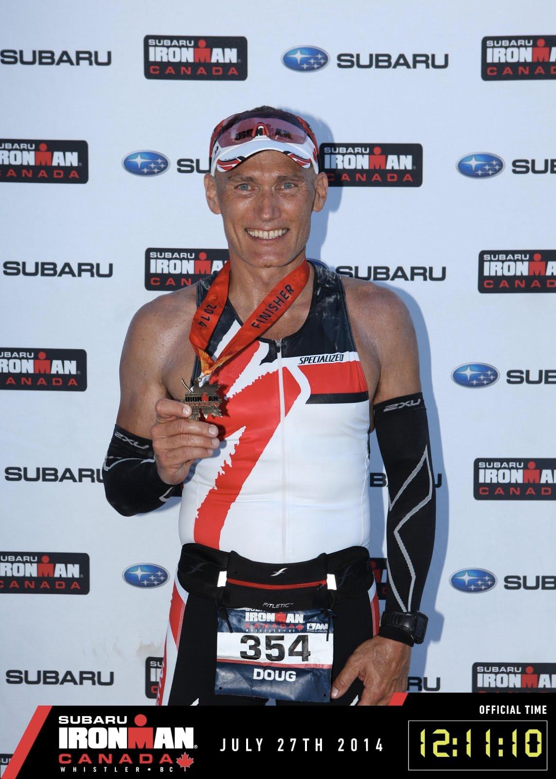 Doug Hahn Triathlon Adventures